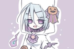 【夢魔さんと大学生さん】ハロウィン衣装